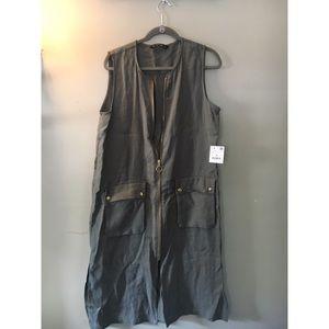 Zara ZIP Dress